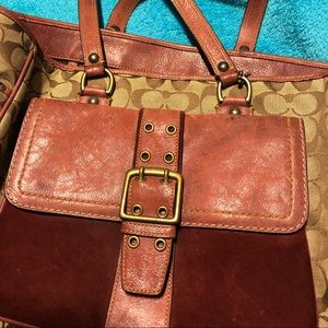 Authentic Coach Special Edition Fall bag